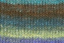 colour card flower bed | noro / 35% silk | 35% mohair | 30% wool