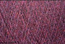 colour card kinu | ito / 100% organic silk