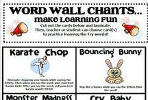 Learning Chants & Songs