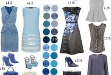 True Summer Fashion Sets / Fashion sets in True Summer - It's best to MATCH YOUR fashion under natural daylight, using your 12 Tone Colour Palette Fan, as colours will vary from PC to PC and may not be true to life.