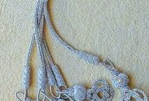 Beauty and precious / Silver und other metals are fascinating & traditional materials. www.i-must-have.it