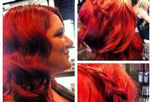 Red head love / Red, copper red, violet red, what's your flavour!?