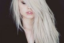 Bigger Better Blonder / Hair Inspiration