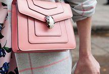 BAG / Piccole, medie, grandi, clutch, shopping bag, it bag... #bagaddicted
