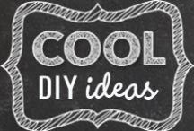 Cool DIY Ideas / Cool DIY Ideas, my favorite DIY projects and creative craft tutorials, basically crafts and things I want to make next when I find the time. Fun home decor, quick and easy do it yourself gifts. Crafty, cute and easy projects with step by step tutorials. Best Pinterest pins and ideas from top DIY blogs and bloggers. DIY JOY. DIY Projects for Teens