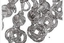 Quasten tassels / Wunderschöner Silberschmuck mit Kugeln und Quasten bei http://www.i-must- have.it