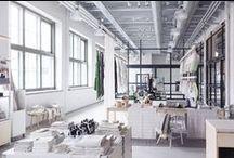 Public spaces / architecture, interior, innovation