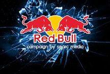 RedBull / Sparc Media Ad Campaign for RedBull