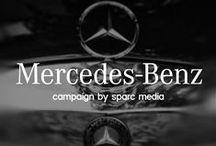 Mercedes / Sparc Media Ad Campaigns for Mercedes-Benz