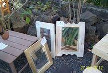 PakoPallets / Muebles de madera reciclada