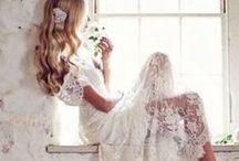 My fashion style / Boho, romantic style, gypsy + vintage