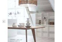 Møbler til kjøkken og stue / Ideer
