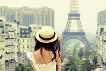 France- Provance , lavenders, Paris / Everything about French style