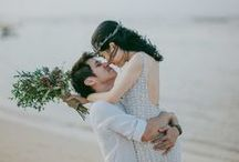 REAL DESTINATION WEDDINGS / Real stories from real brides. At home and abroad.