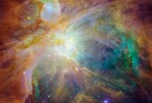Cosmic Beauty / The beauty of our miraculous solar system