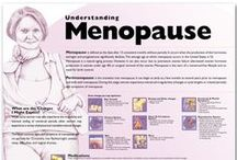 Menopause / Menopause is a natural process in the progression of life. We share helpful pins for menopausal and peri-menopausal women.   If you are entering or are in any phase of menopause, we encourage you to visit with one of our physicians who will provide you with information to understand the changes you are experiencing, as well as the many treatment options now available.