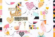 Snapshots Around the Web / Layouts & Projects created with the Snapshots Digital/Printable Scrapbook Collection.