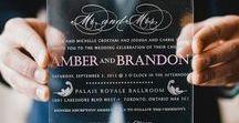 Wedding Invitations / wedding invitations, invites, invitation, etiquette, invitations, wedding invitation