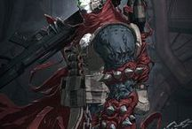 spawn and the image heroes