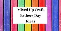 Father's Day Ideas by Mixed Up Craft / A  board full of Fathers Day and Masculine themed papercraft projects