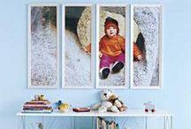 **Photo Decoration Ideas** / So many beautiful images, so many beautiful ways to showcase them!