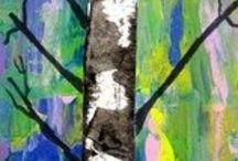 Art: paintings / Maalaaminen
