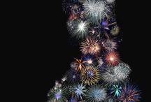 Art for holidays / festivals / Kuvaamataidon ideoita juhliin ja juhlapäiviin