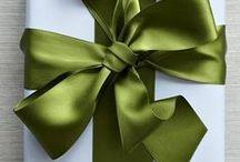 Home: gift ideas / Lahja ja paketointi ideoita