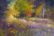 Pastel painting / by Peggy-Lynn Holland