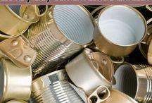 Crafts: recycling ideas / Kierrätysideoita, joista moni soveltuu alakoulukaisillekin