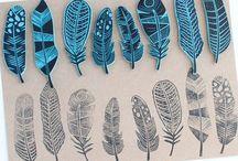 Art: prints / Painantatyöt