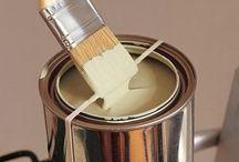 Clever tools, materials and ideas for teaching art / Hyviä ideoita eri materiaalien käytössä esim. kuvaamataidon töissä