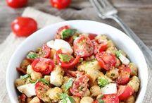 Lunsj og salater / Sunne lunsjer og salater
