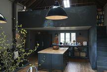 Kitchens / Kitchens spaces