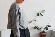apparel / by Nita Jan