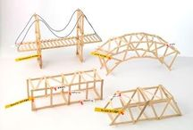 Art: building models with kids / Mallien rakentelu oppilaiden kanssa