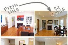 Staging / Staging Real Estate for better photography.