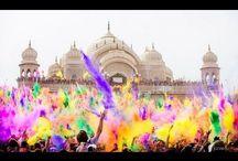 Religion: celebrations around the world / Juhlintaa ympäri maailmaa