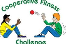 Fun P.E. activities / Hauskoja ja hyödyllisiä liikuntaharjoitteita alakoululaisille
