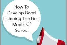 teachers' tricks / Vinkkejä luokanopettajille