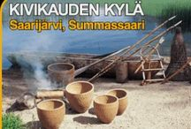 History: Suomen historia / Finnish history for 10-12 years old pupils