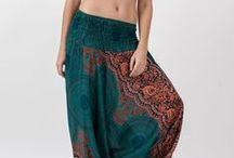 Low Cut Harem Pants / Women's Low Cut Harem Pants http://www.harempants.com/collections/low-cut-harem-pants/women