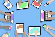 Teacher: links for Fronter / Online materials for pupils and teachers