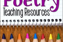 Poetry and poems for kids / Runot ja niiden kirjoittaminen (lähinnä alakoululaisille)