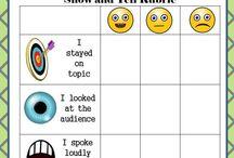 Teacher: opiskelu ja arviointi / Study skills and evaluation