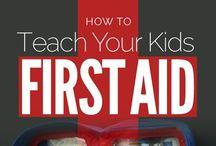 First aid skills everyone should learn / Ensiapu