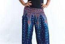 Plus Size Harem Pants / http://www.harempants.com/collections/plus-size