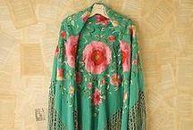 Clothes to Love / skirts, shirts, kimono, dress, jackets, pants, lace, embroidery, crochet, velvet