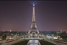 Eiffel Tower / Symbol of both Paris and France, the Eiffel Tower is a must see. Here are some of the most beautiful pictures of the emblematic tower. #visitparis #pariscityvision