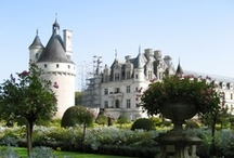 Loire Valley Castles / The Loire Valley Castles is a province known as the Garden of France.  They are treasure houses where art and history are mixed with the gentle way of life. #Paris #PARISCityVISION #VisitParis